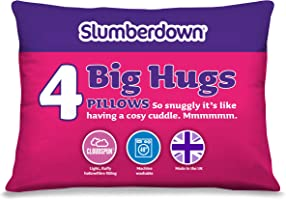 Slumberdown Big Hugs, White
