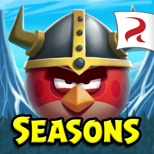 Angry Birds Seasons (Für Halloween-spiel Angry Android Bird)