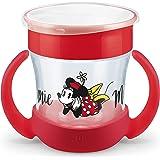 NUK Mini Magic Cup Bicchiere Salvagoccia   Bordo 360° Anti-Rovesciamento   6+ Mesi   Impugnatura Facile   Privo Di Bpa   160