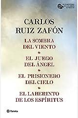 Tetralogía El Cementerio de los Libros Olvidados (pack) Versión Kindle