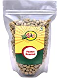 VAD Roasted Unsalted Peanuts, 900 GM [Skin Removed]