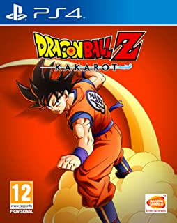 dragon ball z: kakarot - playstation 4 113478