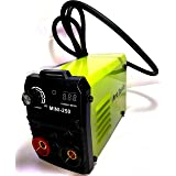 Portable electronic welding machine small size 250 amp accessories