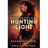 Hunting Light: Romance paranormale (Amoureux du diable t. 2)