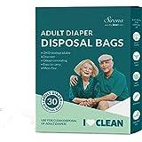 Sirona Adult Diaper Disposal Bags   30 Bags