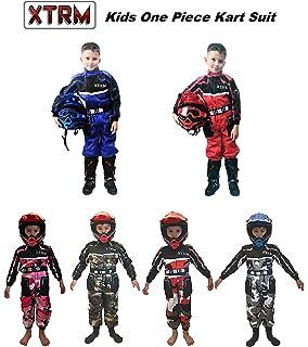 8yrs Small Bolt Core-1 Kids Body Armour Motocross Trail Pit ATV BMX MTB Mini Bike Crash Protection