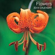 Flowers 2014 Calendar (Calendars)