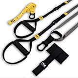 TRX GO Suspension Trainer System (grijs): lichtgewicht en draagbaar| Volledige lichaamstrainingen, alle niveaus en alle doele