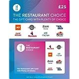 Restaurant choice Gift Card - Post