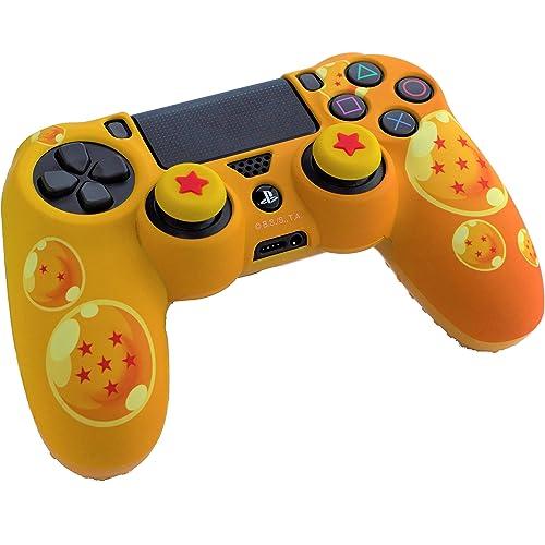 BANDAI- Dragonball Custodia Protettiva, Colore Arancio, 1