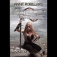 Les Chevaliers d'Antarès 05 : Salamandres