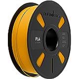 NUMAKERS PLA 3D Printer Filament, 1.75mm, Dimensional Accuracy +/- 0.03 mm, 1 kg Spool (2.2 lbs), Compatible with Most FDM Pr
