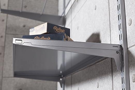 Sehr Gut Element System Stahlfachboden Regalboden, 2 Stück, 80 x 35 cm für  LJ05