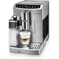 De'Longhi Primadonna S Evo, Fully Automatic Bean to Cup Coffee Machine, Espresso and Cappuccino Maker,Stainless Steel…