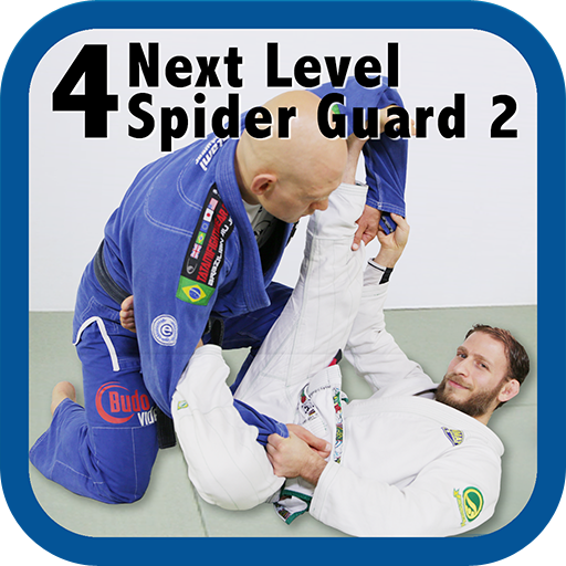 Spider Guard Masterclass 4 - Next Level Spider Guard including Collar-Sleeve, Spider-Collar, and Reverse de la Riva Guard in BJJ