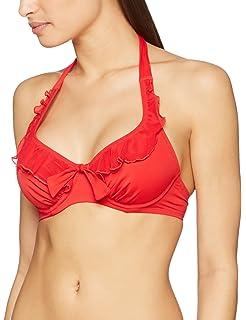 Damen Getaway Underwired Top Bikinioberteil Pour Moi