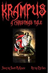 Krampus: A Christmas Tale (Full Colour Edition) Kindle Edition