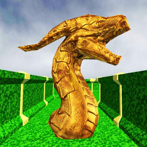 Dragon Maze - VR/AR