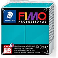 Staedtler - Fimo Professional - Pain Pâte à Modeler 85 g Turquoise