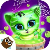 Kiki & Fifi Halloween Salon - Scary Pet Makeover