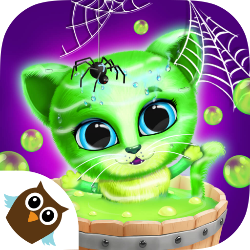 n Salon - Scary Pet Makeover (Pet Halloween)