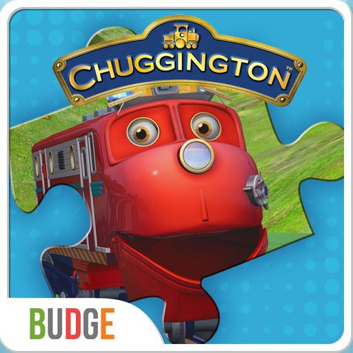Chuggington Puzzle-Bahnhof - Pädagogisch wertvolles Puzzlespiel für Kinder (Thomas-zug-vorschule)
