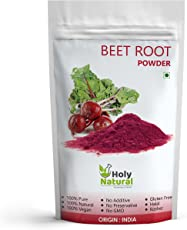 BEETROOT POWDER - 200 GM by HOLY NATURAL