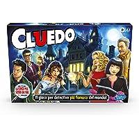 Hasbro Gaming Cluedo Gioco in Scatola, Versione 2020 in Italiano