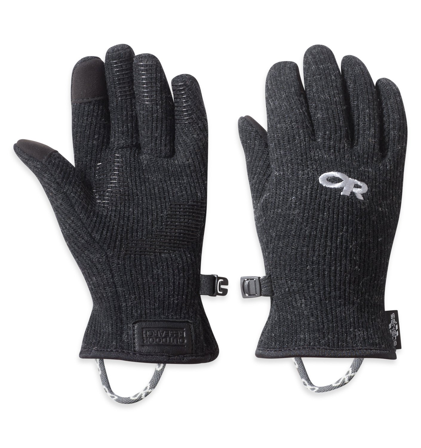 Outdoor Research Women's Flurry Sensor Gloves – Wicking, Breathable, Lightweight and Touchscreen Compatible