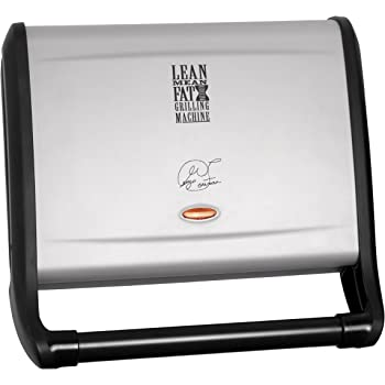 George Foreman 5-Portion Family Grill 14053 - Silver