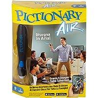 Mattel Games - Pictionary Air Gioco per Disegnare in Aria, Gioco per Famiglie, Lingua Italiana, 8+ Anni, GPR22