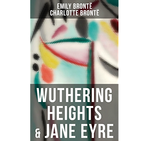 Wuthering Heights Jane Eyre Ebook Bronte Emily Bronte Charlotte Amazon In Kindle Store