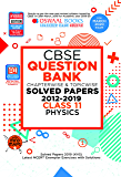 Oswaal CBSE Question Bank Class 11 Physics Chapterwise & Topicwise (For March 2020 Exam)