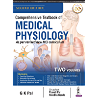 Comprehensive Textbook Of Medical Physiology: Two Volume Set (English Edition)
