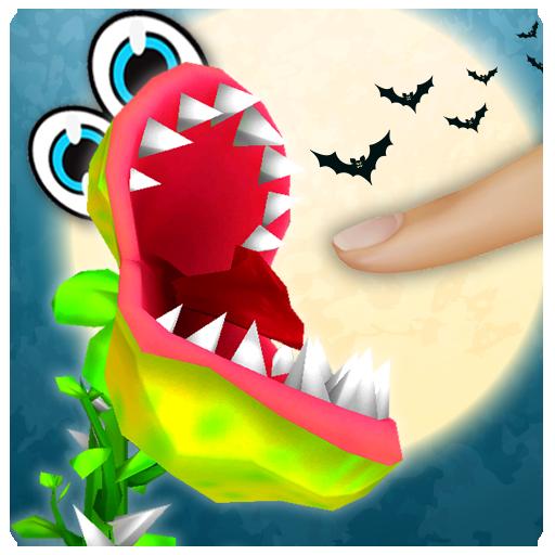 Zombies Blumen Halloween 3D (Beängstigend Animierte)