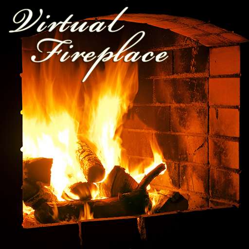Virtual Fireplace -