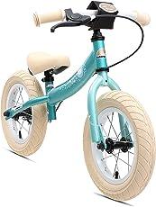 BIKESTAR Kinder Laufrad Lauflernrad Kinderrad für Jungen und Mädchen ab 3-4 Jahre ★ 12 Zoll Sport Kinderlaufrad ★