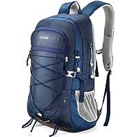HOMIEE Sac à Dos de Randonnée, Sac de Trekking 45L Grande Capacité pour Homme Femme, Sac à Dos Pliable pour Alpinisme…