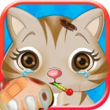 Kitty Cat Paw Doctor