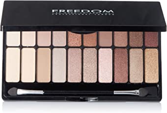 Freedom Makeup London Professional Eyeshadow Decadence Palette, Magic, 18g