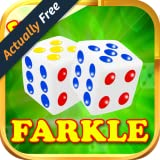 Farkle Free - Dice with Buddies and Friends App Fun Roller Game For Android Kindle Fire