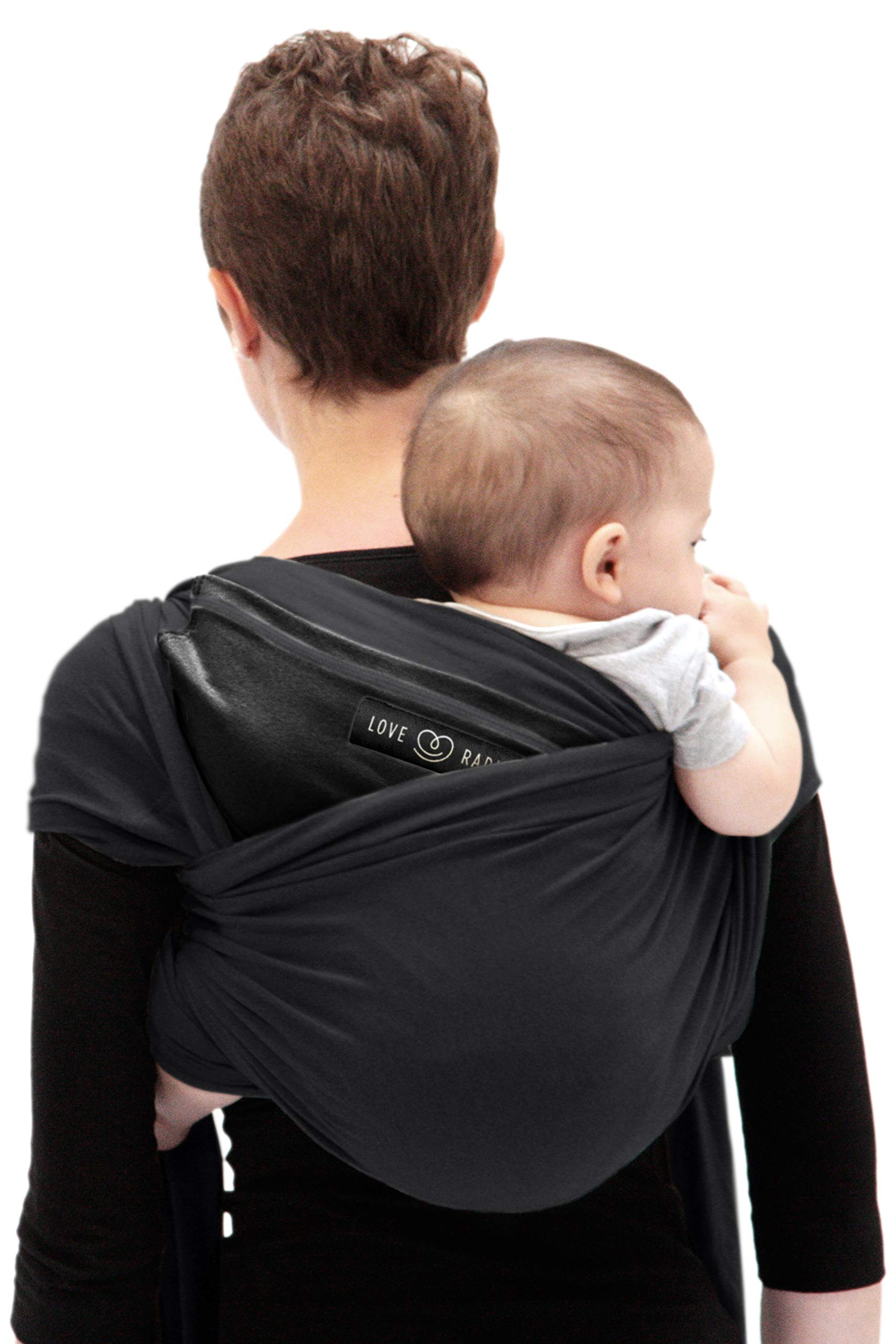 Je Porte Mon Bébé L'Originale Baby Sling Je Porte Mon Bébé High Quality Elastic Baby Carrier Dense, elastic and breathable material Great support, fits your baby's body like a second skin. 21