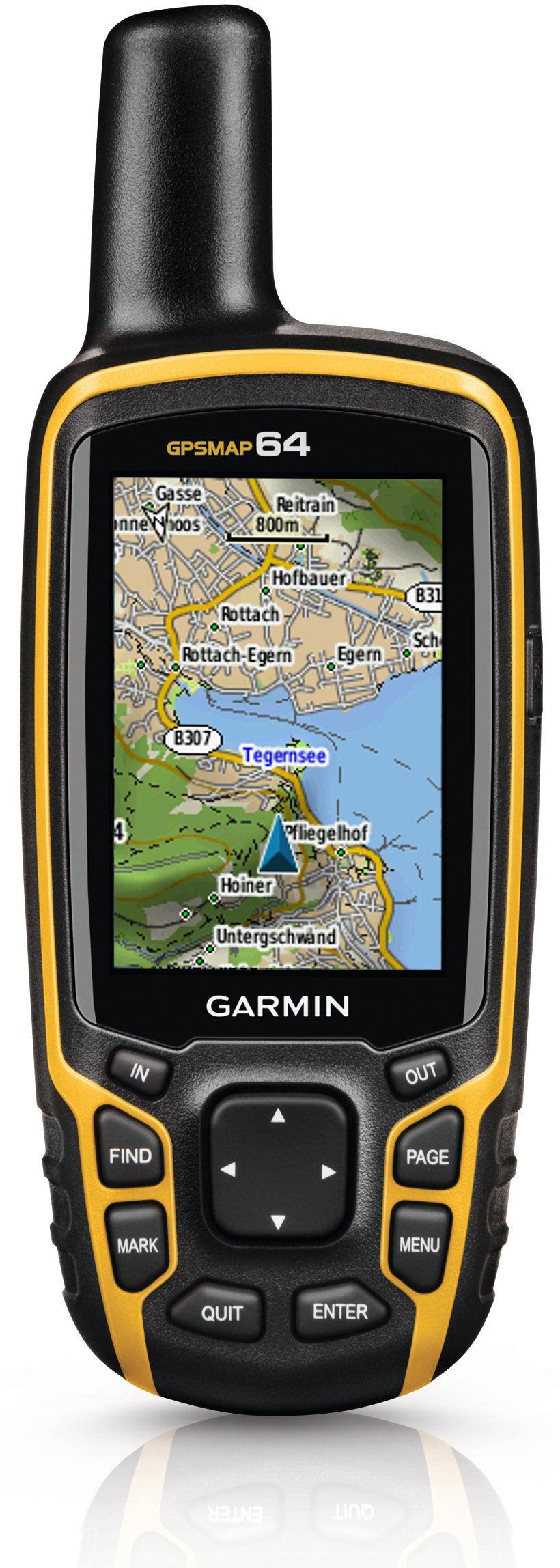 Garmin GPSMAP 64 Handheld Navigator 7