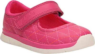 Clarks Girl's Ath Megan Boat Shoes
