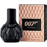 James Bond 007 for Women – Eau de Parfum Damen Natural Spray I – Orientalisch-blumiges Damen Parfüm - wie für ein Bond Girl geschaffen – 1er Pack (1 x 15ml)