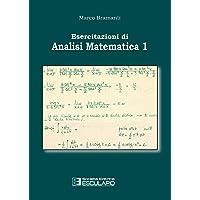 Esercitazioni di Analisi Matematica 1 PDF Libri