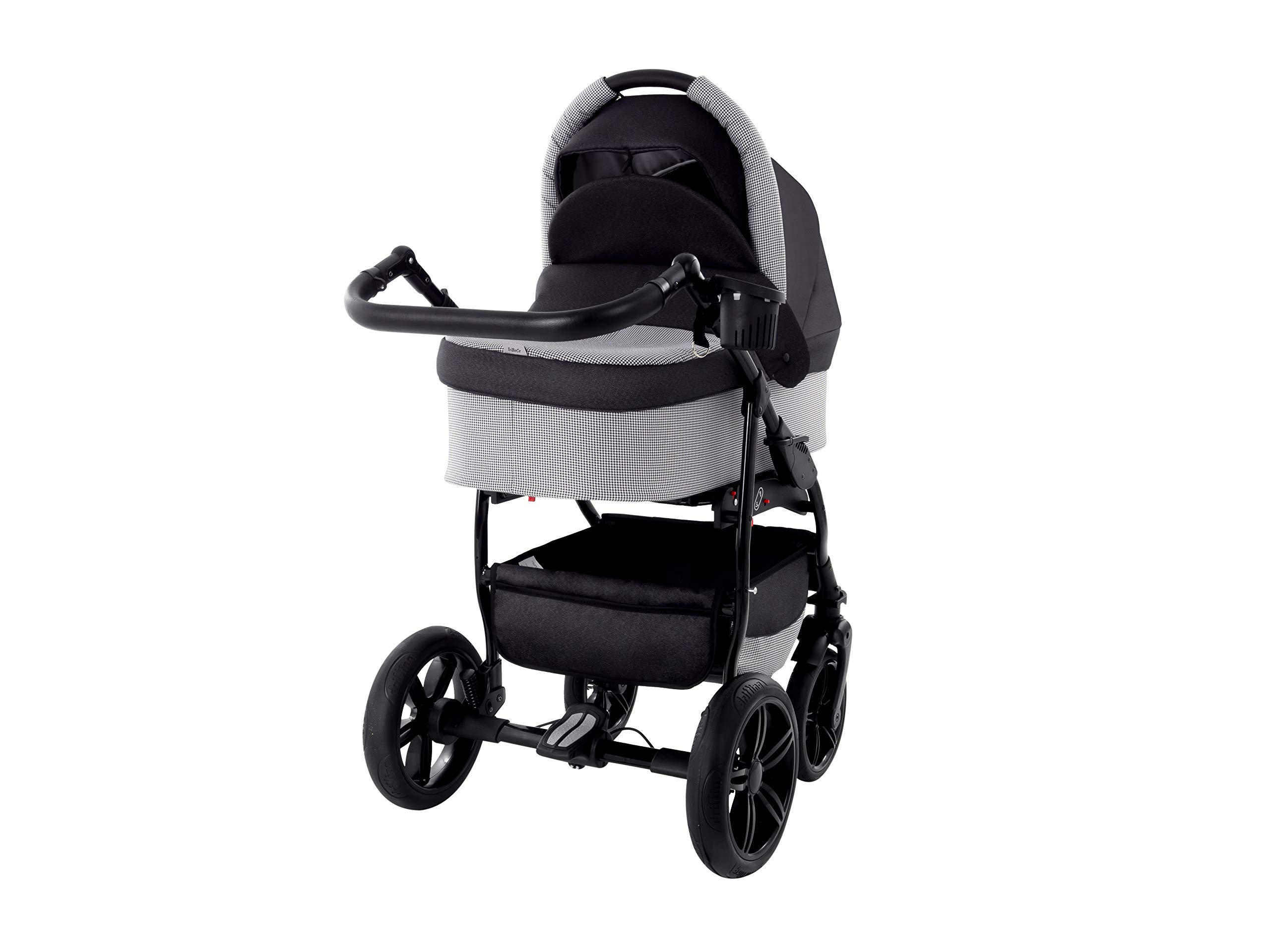 Baby Pram Zeo Wind 3in1 Set - All You Need! carrycot Gondola Buggy Sport Part Pushchair car seat (54) Zeo 3 in 1 combination stroller complete set, with reversible seat units to the buggy, child car seat or baby carriage The baby carriage is suitable for babies from 0 months to 3 years (0-15 kg) Has 360 ° swiveling wheels, four-fold suspension, four-stage backrest, five-position adjustable footrest and a five-point safety belt 6