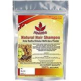 Havintha Natural Hair Shampoo With Amla, Reetha, Shikakai and Methi Dana (Advanced Shampoo), 227 g