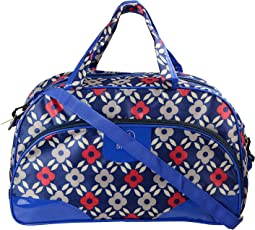 Travel Duffle Bag - Classic Handbag, Printed Women's Shoulder Bag