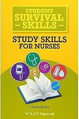 Study Skills for Nurses (Student Survival Skills) Paperback